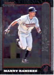 1999 Bowman Chrome #35 Manny Ramirez