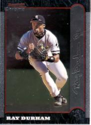 1999 Bowman Chrome #40 Ray Durham