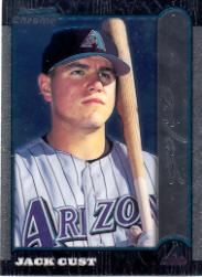 1999 Bowman Chrome #73 Jack Cust
