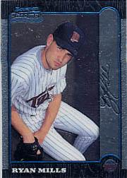 1999 Bowman Chrome #158 Paul Hoover RC