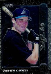 1999 Bowman Chrome #162 Jason Conti