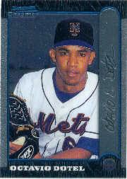 1999 Bowman Chrome #188 Octavio Dotel