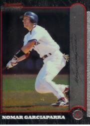 1999 Bowman Chrome #263 Nomar Garciaparra