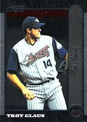 1999 Bowman Chrome #341 Troy Glaus