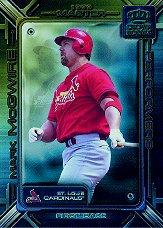 1999 Crown Royale Master Performers #14 Mark McGwire