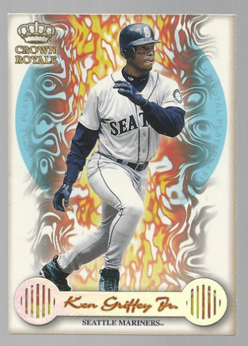 1999 Crown Royale Pivotal Players #22 Ken Griffey Jr.
