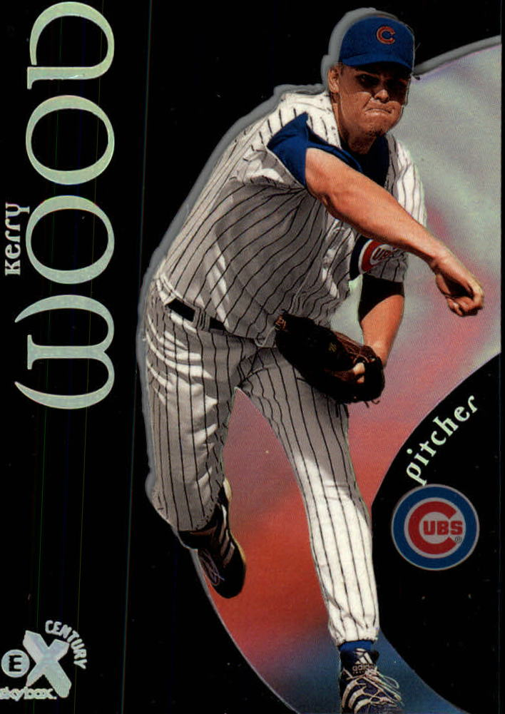 1999 E-X Century #10 Kerry Wood