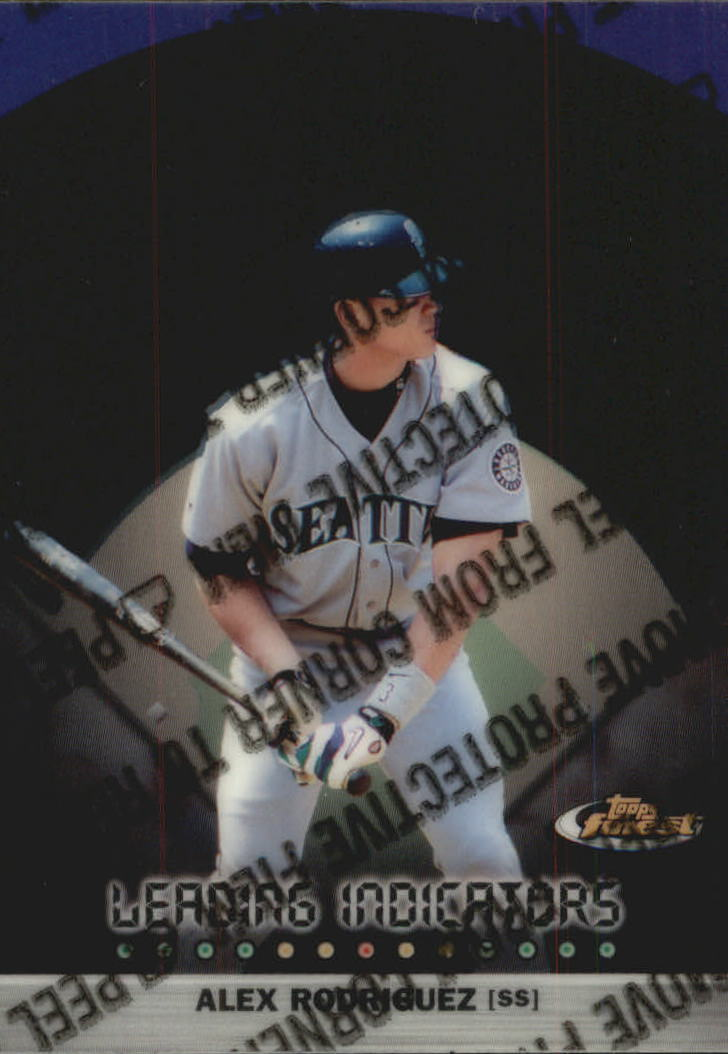 1999 Finest Leading Indicators #L8 Alex Rodriguez