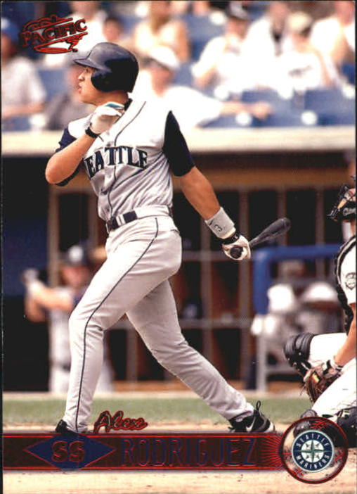 1999 Pacific #40 Alex Rodriguez *