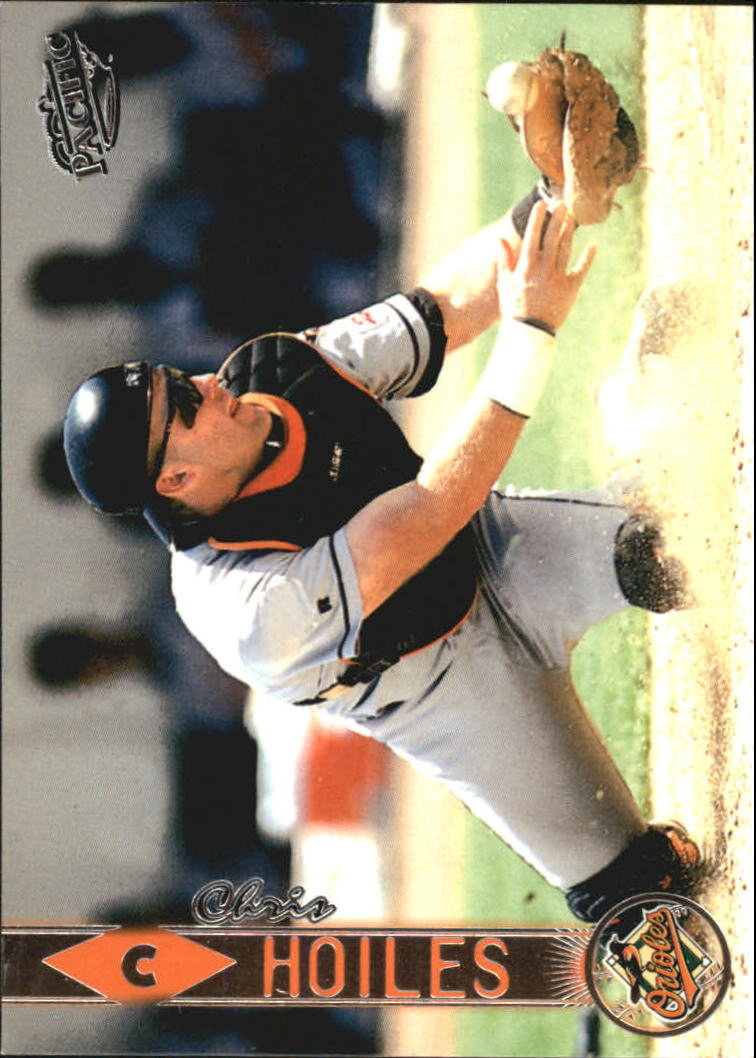1999 Pacific #52 Chris Hoiles front image
