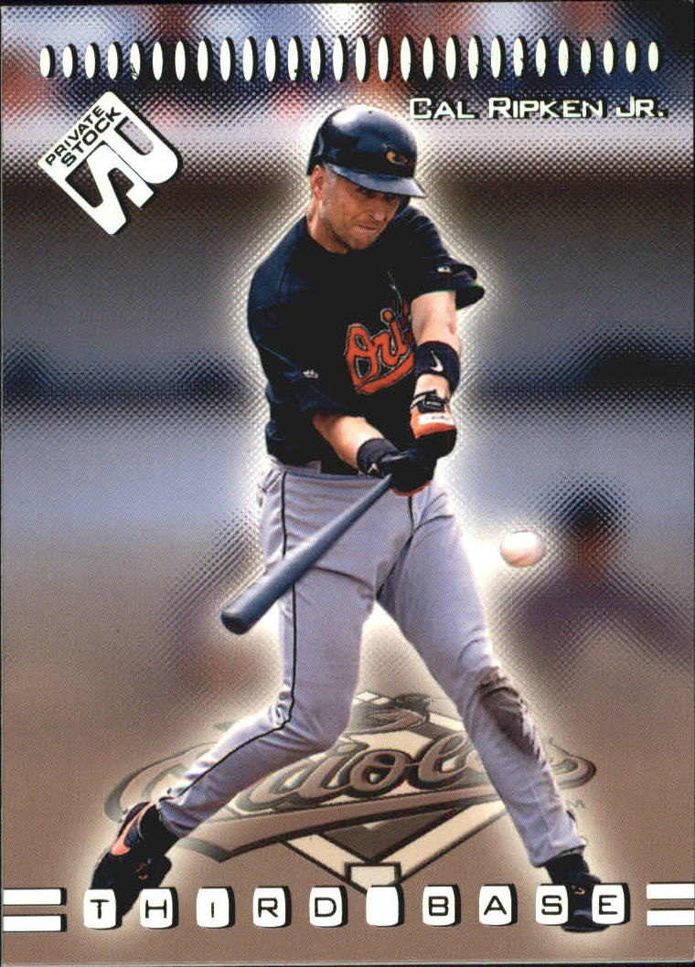 1999 Private Stock #15 Cal Ripken
