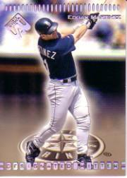 1999 Private Stock #112 Edgar Martinez