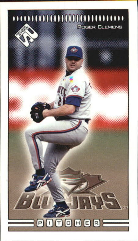 1999 Private Stock PS-206 #2 Roger Clemens