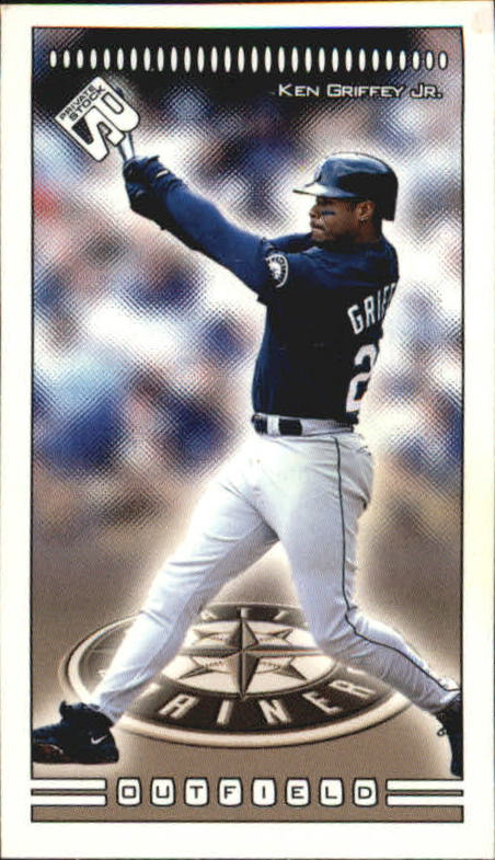 1999 Private Stock PS-206 #6 Ken Griffey Jr.
