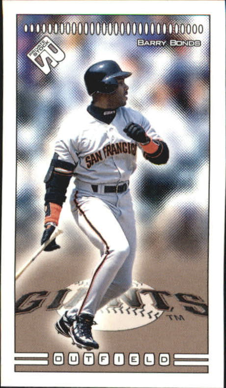 1999 Private Stock PS-206 #26 Barry Bonds