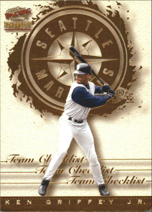 1999 Paramount Team Checklists #27 Ken Griffey Jr.
