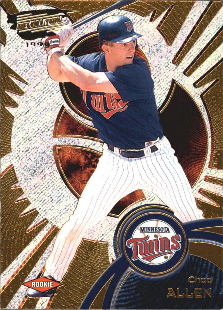 1999 Revolution #78 Chad Allen SP RC