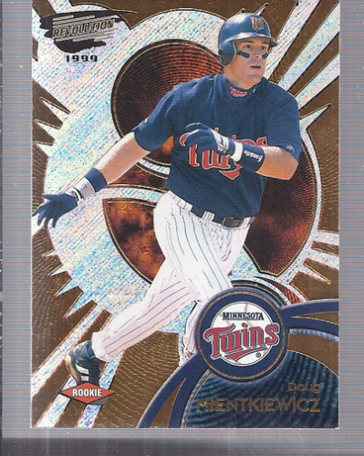 1999 Revolution #80 Doug Mientkiewicz SP RC