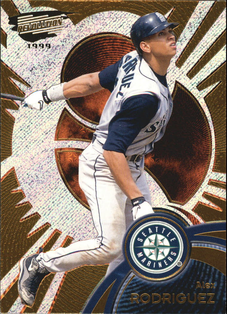 1999 Revolution #133 Alex Rodriguez
