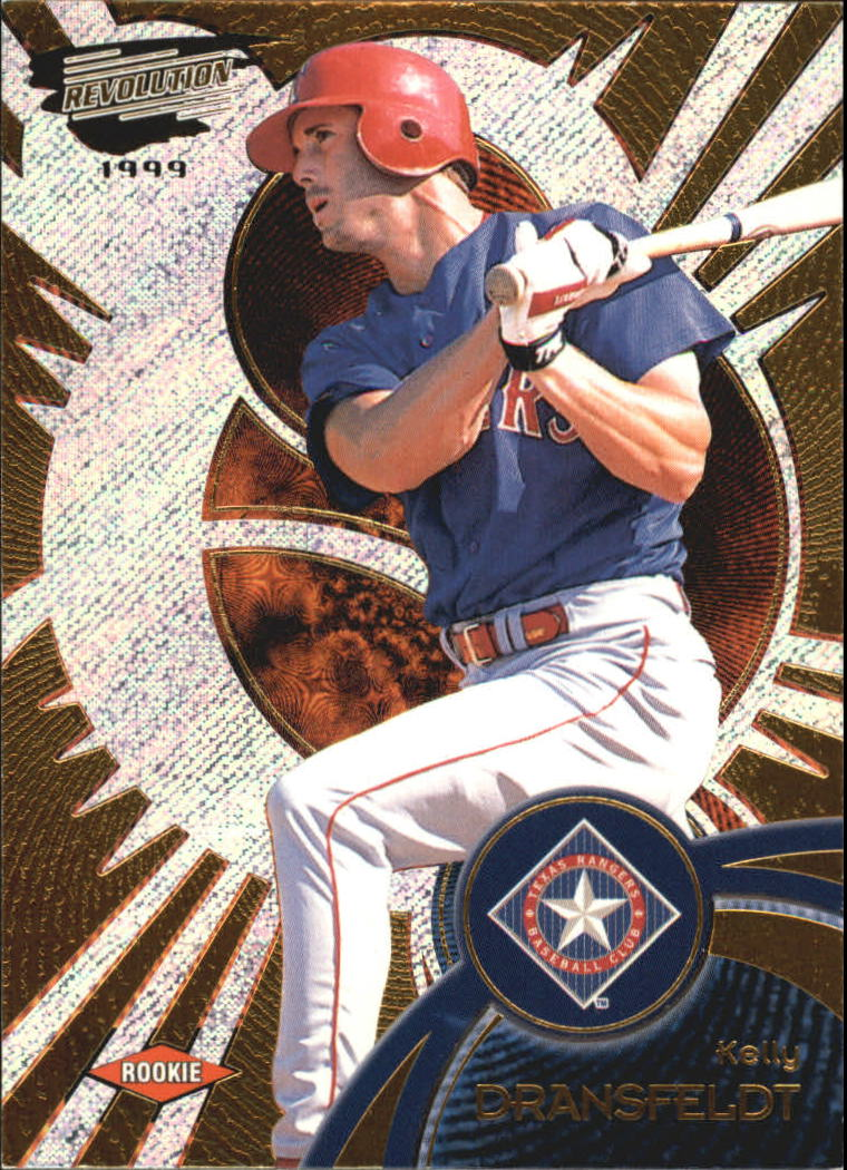 1999 Revolution #139 Kelly Dransfeldt SP RC
