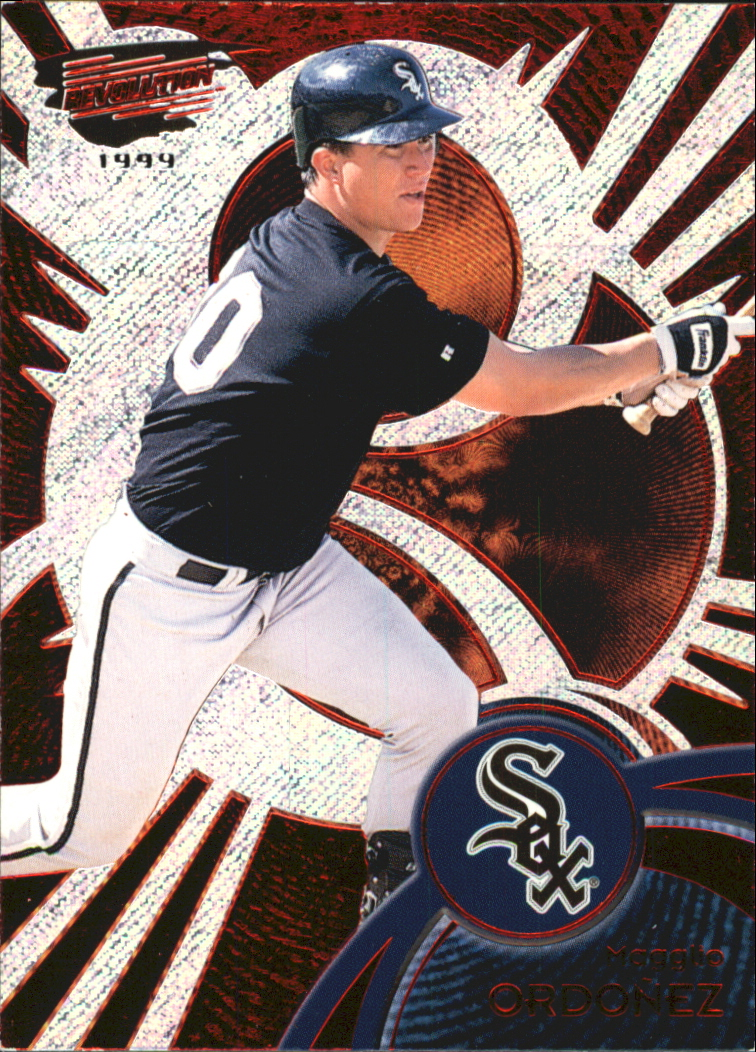 1999 Revolution Red #35 Magglio Ordonez