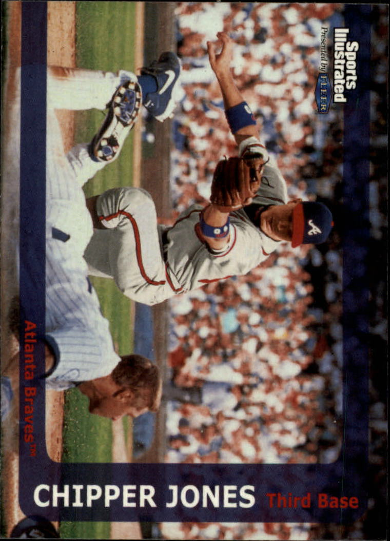 1999 Sports Illustrated #98 Chipper Jones