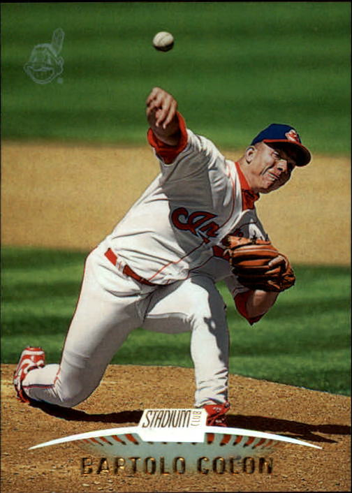 1999 Stadium Club #17 Bartolo Colon