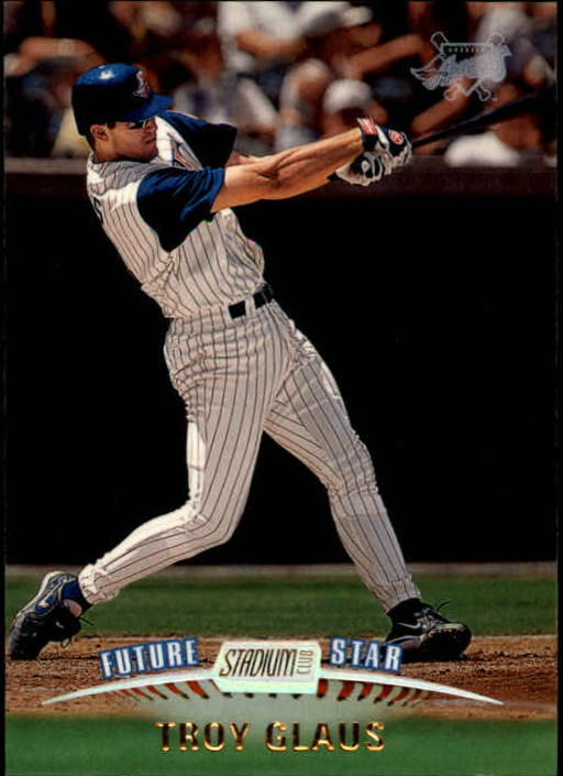 1999 Stadium Club #161 Troy Glaus