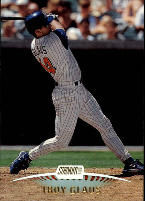 1999 Stadium Club #255 Troy Glaus