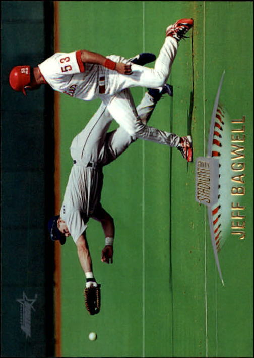 1999 Stadium Club #285 Jeff Bagwell
