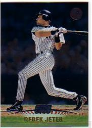 1999 Stadium Club Chrome #SCC25 Derek Jeter