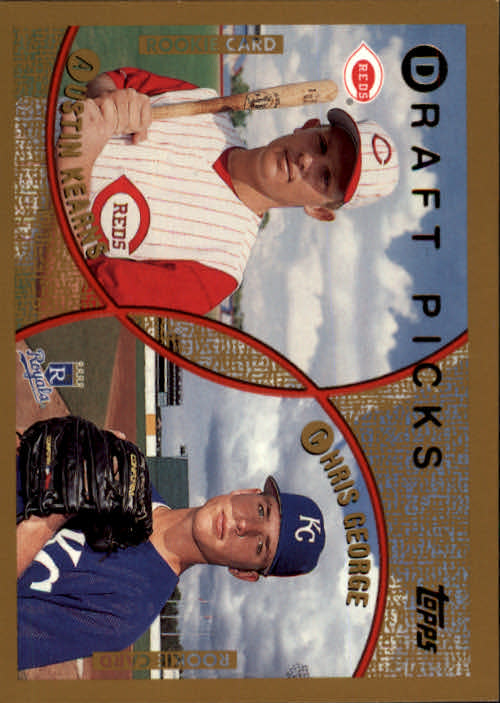 1999 Topps #439 A.Kearns/C.George RC