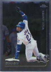 1999 Topps Chrome #66 Sammy Sosa