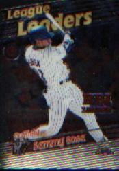 1999 Topps Chrome #225 Sammy Sosa LL