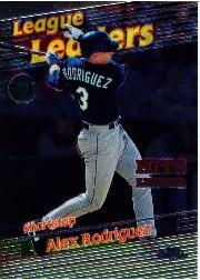 1999 Topps Chrome #228 Alex Rodriguez LL