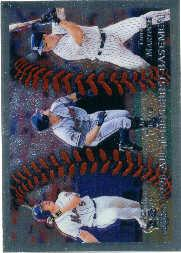 1999 Topps Chrome #451 Olerud/Thome/Martinez AT