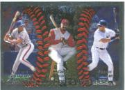 1999 Topps Chrome #458 Guerrero/Vaughn/B.Will AT
