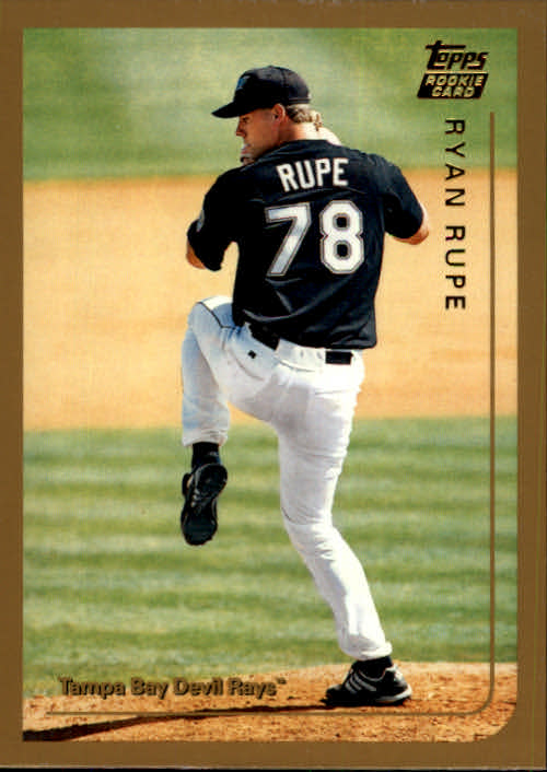 1999 Topps Chrome Traded #T20 Ryan Rupe RC