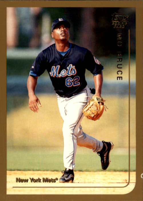 1999 Topps Chrome Traded #T37 Mo Bruce RC