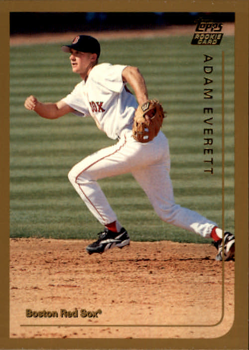 1999 Topps Chrome Traded #T48 Adam Everett