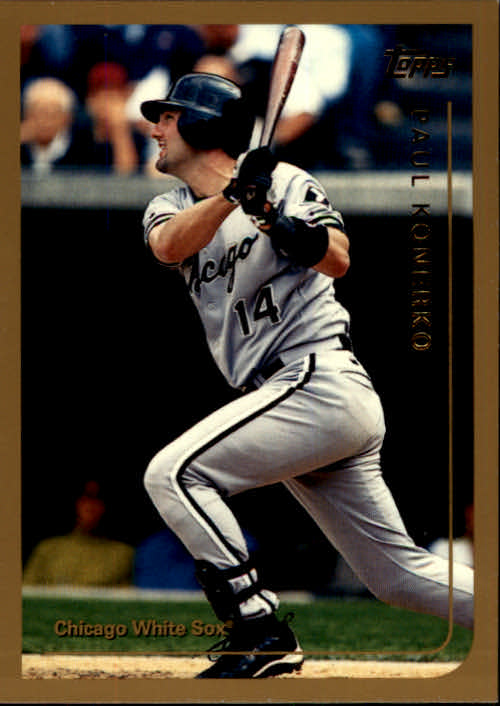 1999 Topps Chrome Traded #T79 Paul Konerko