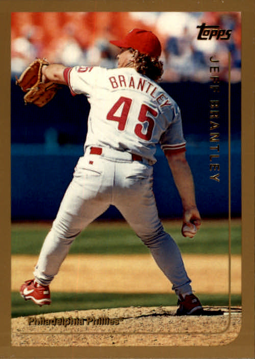 1999 Topps Chrome Traded #T91 Jeff Brantley
