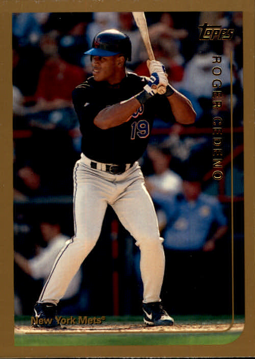 1999 Topps Chrome Traded #T101 Roger Cedeno