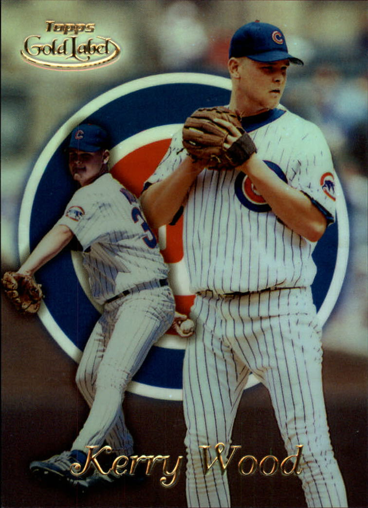 1999 Topps Gold Label Class 1 #98 Kerry Wood