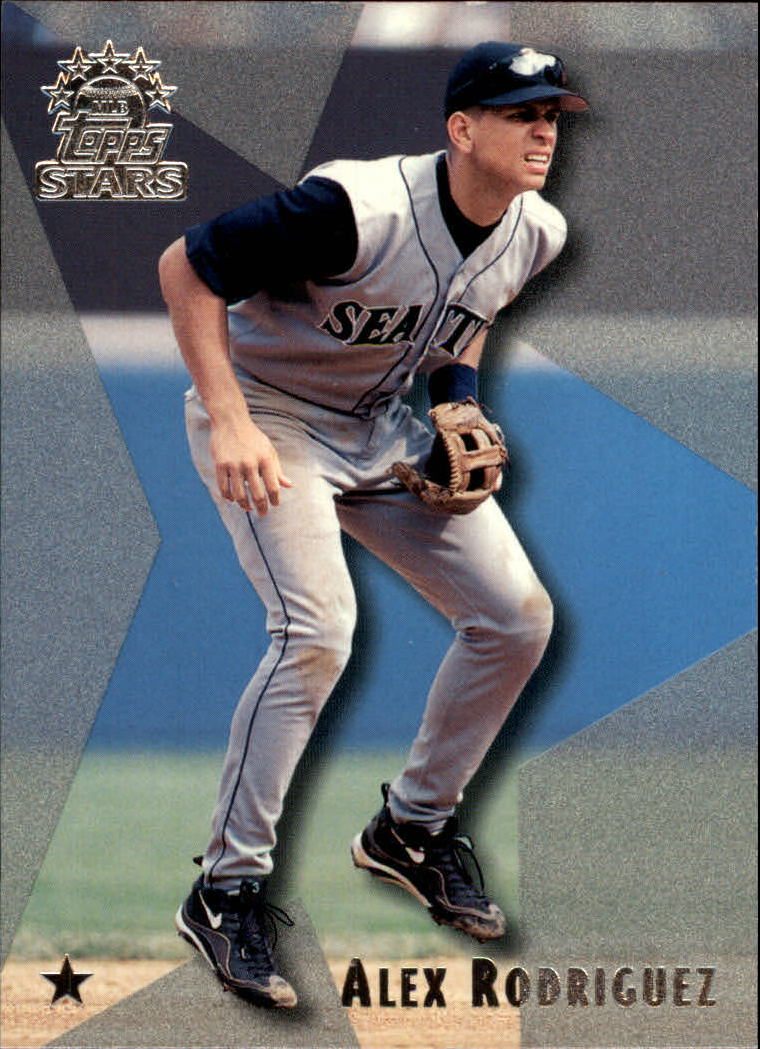 1999 Topps Stars One Star #10 Alex Rodriguez