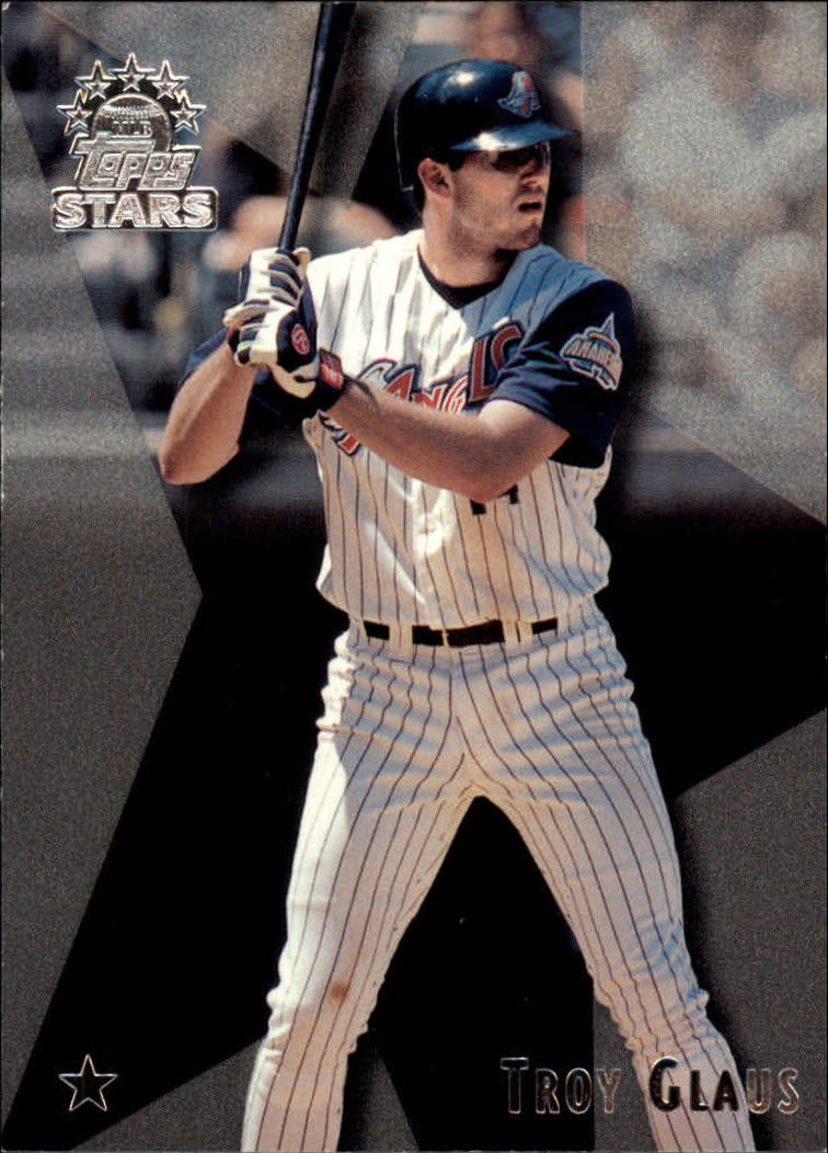 1999 Topps Stars One Star #11 Troy Glaus