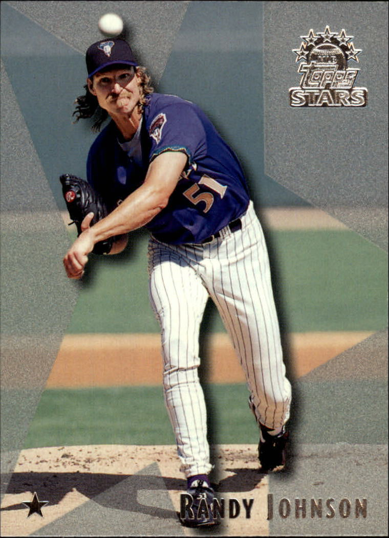 1999 Topps Stars One Star #30 Randy Johnson