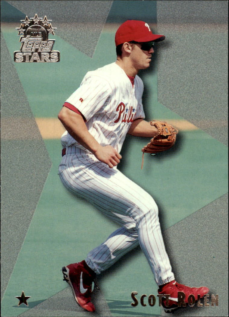 1999 Topps Stars One Star #44 Scott Rolen