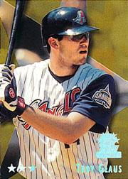 1999 Topps Stars Three Star #11 Troy Glaus