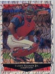 1999 Ultimate Victory Parallel 100 #35 Sandy Alomar Jr.